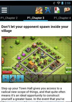 Guide For Clash of Clans Game screenshot 1
