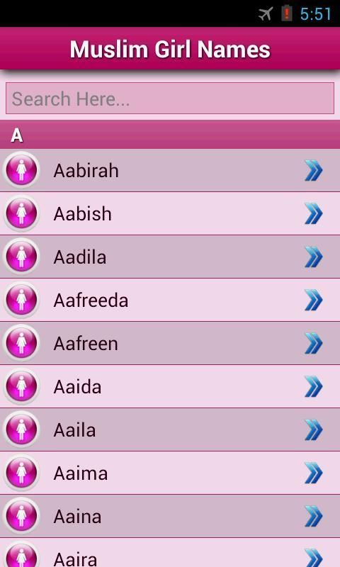 Muslim Baby Names and Meaning! for Android - APK Download
