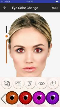 Eye Color Changer screenshot 12