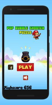 Pop Bubble Shooter Puzzle screenshot 1