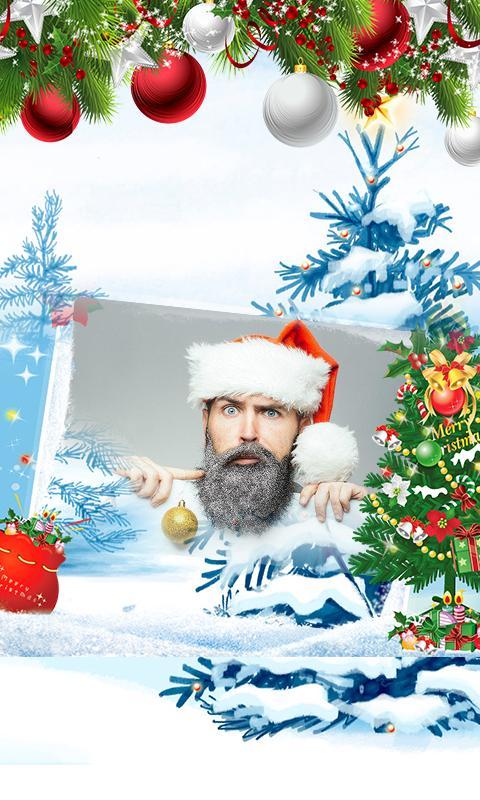 christmas photo editor merry christmas camera apk screenshot