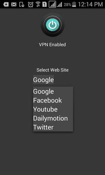 Super vpn free master unblock screenshot 3