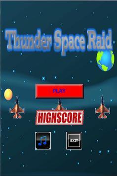Thunder Space Raid Apk Baixar Gr Tis Arcade Jogo Para