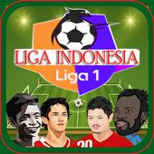 Game Liga 1 Indonesia icon