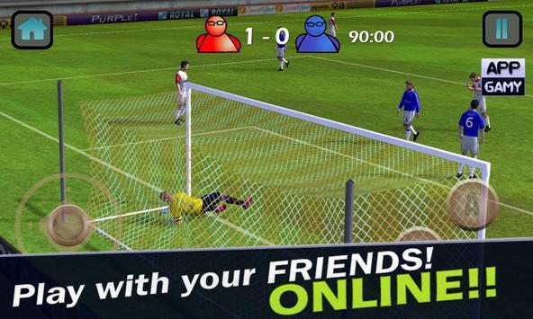Real Football 2016 ultimat fif apk screenshot