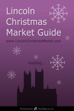 Lincoln Christmas Market poster