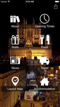 Lincoln Christmas Market apk screenshot