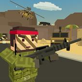 Backstorm Rambo Endless Runner icon