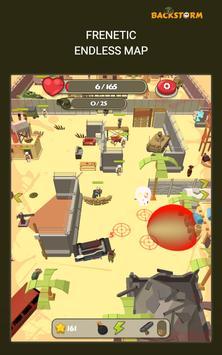 Backstorm Rambo Endless Runner screenshot 10