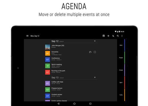 Business Calendar screenshot 15