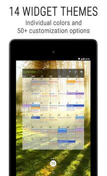 Business Calendar 2 apk screenshot