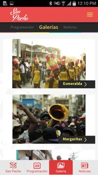 Fiestas de San Pacho apk screenshot