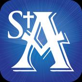 St. Ambrose icon