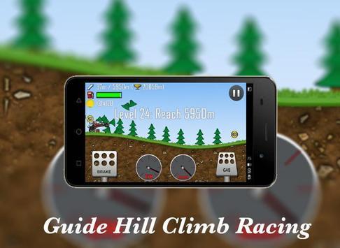 Guide Hill Climb Racing poster