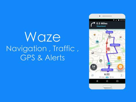 Waze Traffic , gps , maps for Android - APK Download on