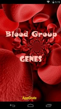 Blood Group poster