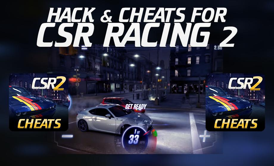 NEW Cheat CSR Racing 2 for Android - APK Download