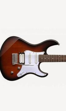 Electric guitar Wallpapers apk screenshot