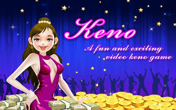 Keno Gold Casino-Land Free screenshot 4