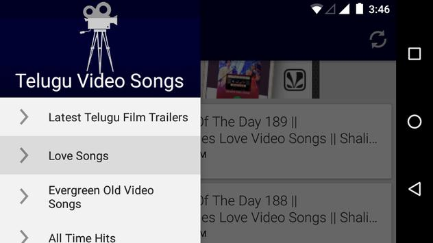 Telugu Songs - Telugu Gossips screenshot 1