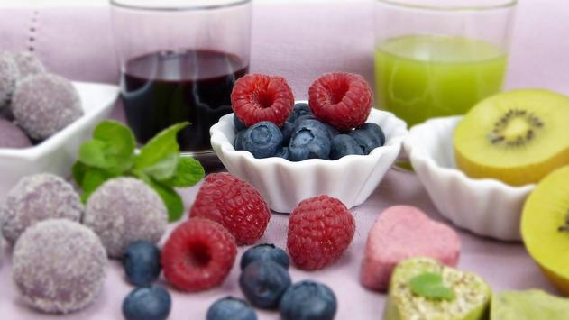 Tile Puzzles · Smoothies, Fruit Shakes & Juices screenshot 5