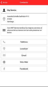 HRP Service screenshot 1