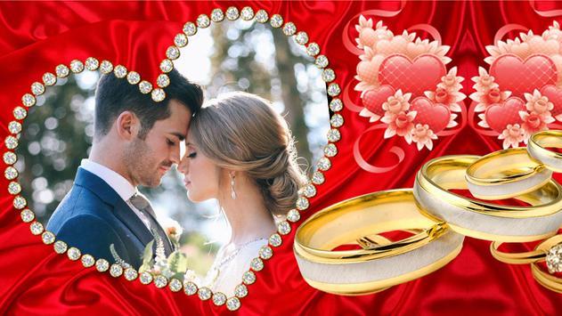 Romantic Wedding Photo Frames: Couple Photo Editor APK Download ...