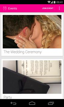 The Wedding Snap App poster