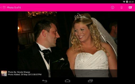 The Wedding Snap App screenshot 10