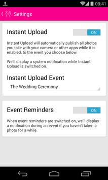 The Wedding Snap App screenshot 3