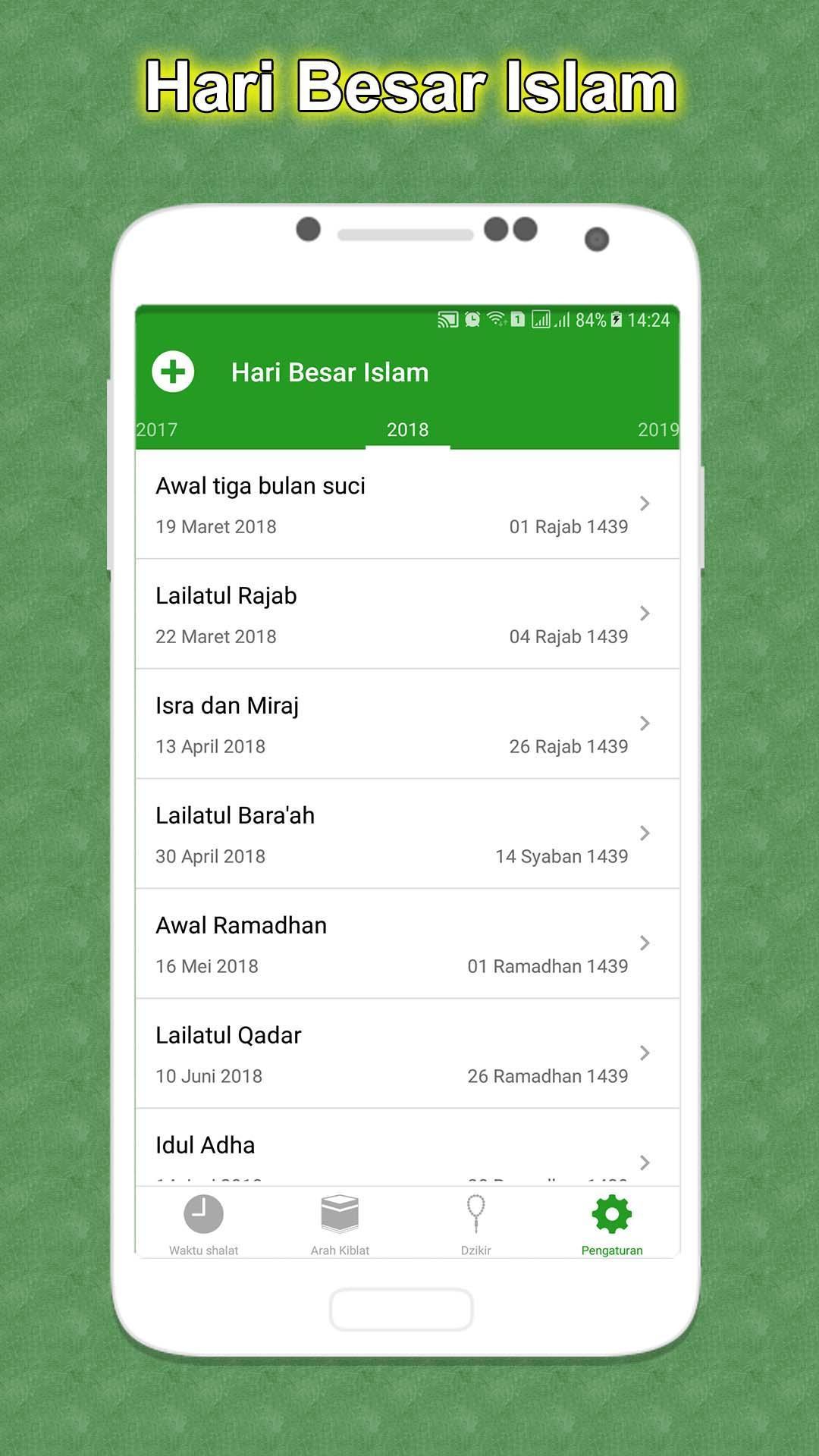 Jadwal Sholat Dan Adzan Waktu Sholat 2019 For Android Apk Download