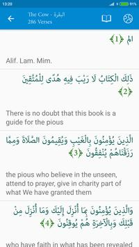 Quran English - Quran with Translations » Download APK » 1 0