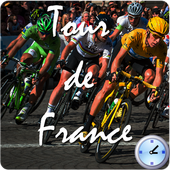 Countdown Tour de France icon