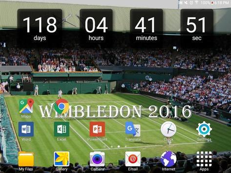 Countdown Final Wimbledon 2016 apk screenshot