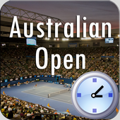 Countdown for Australian Open icon