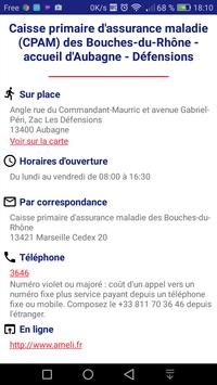 Annuaire Service Public apk screenshot