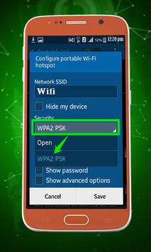 Master Wifi Key apk screenshot