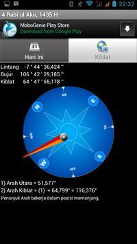 Jadwal Sholat screenshot 1
