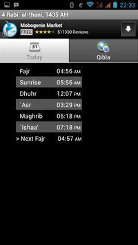 Jadwal Sholat screenshot 2