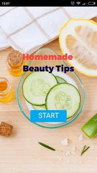 Homemade Beauty Tips poster