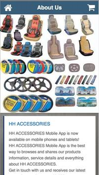 HH Accessories poster