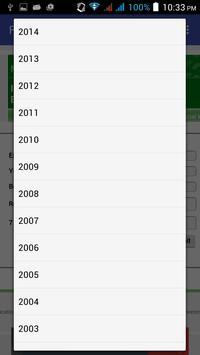 Results apk screenshot
