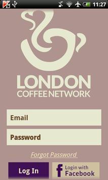 London Coffee Network screenshot 6