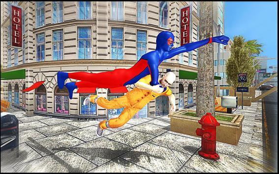 Amazing Superhero: Avenger War apk screenshot