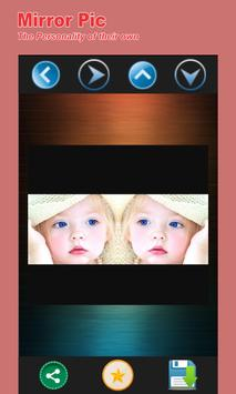 mirror photo effects apk screenshot