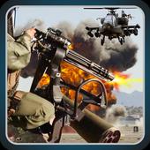Heli Sniper Shooting Terrorist icon