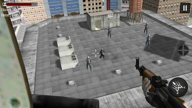 Heli Sniper Shooting Terrorist apk screenshot