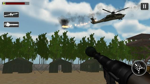 Apache Heli Attack apk screenshot