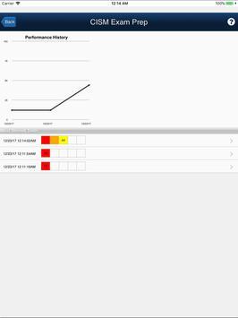 CISM Exam Prep screenshot 9