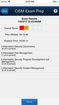 CISM Exam Prep screenshot 3
